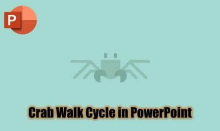 Crab Walk Cycle