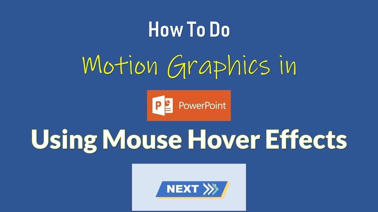 How To Use Action Buttons in PowerPoint