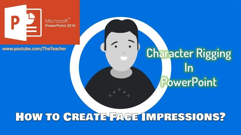 Character Animation in PowerPoint