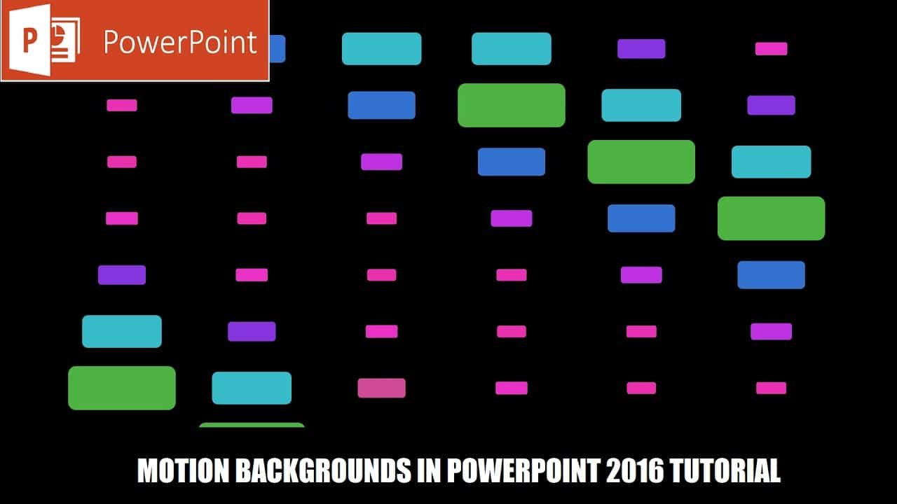 Shapes Animation in PowerPoint